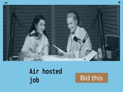 Job Listing UI vector typography design dailyui character design illustration branding job job listing ui