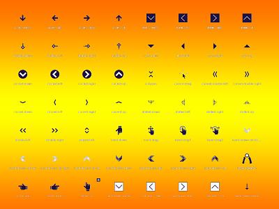 Icon set UI ux design dailyui typography character design illustration branding icon setui icon