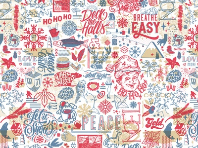 LRXD Holiday Paper