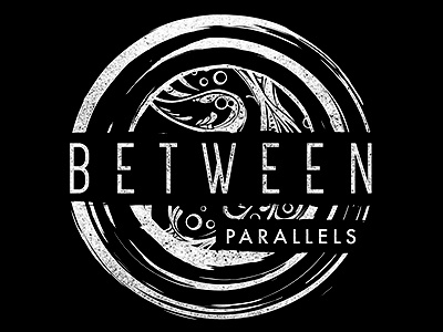 Logo For A Metalcore Band Called Between Parallels Really Liked How It Turned Out