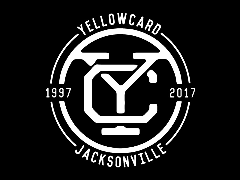 Yellowcard  design hopeless records emblem merch design yellowcard