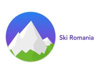 Ski Romania Android Launcher Icon