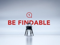 Be Findable