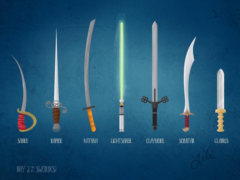 Swords d