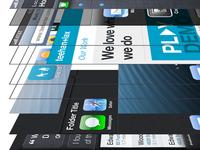 iOS 6 Hierarchy