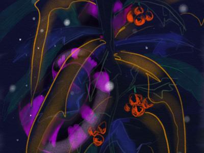 Midnight doodle