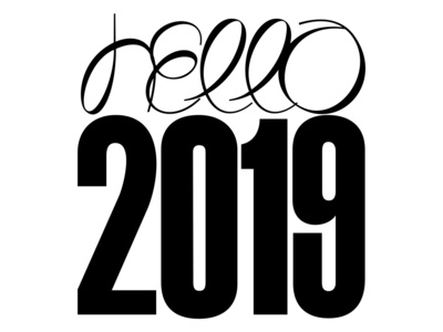 Let's do this 2019🎉