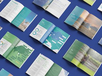 EIP - Report Design funding eu country contemporary report design asia europe infographic statistics design brochure booklet report