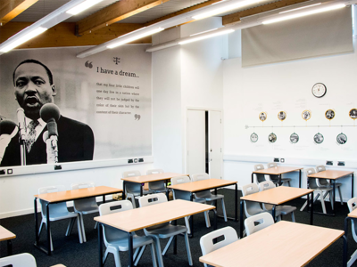 Martin Luther King, Jr Classroom