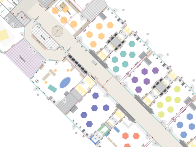 Floorplan & Measurments