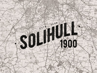 Solihull 1900