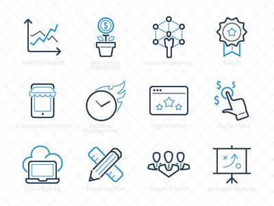 ikooni: SEO & Web