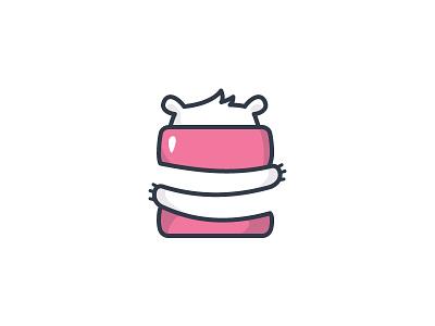 Hugs :) paws teddy free hug soft pillow bear hugs