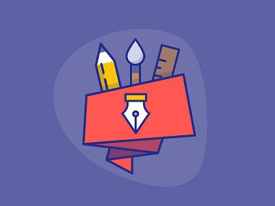 Getting Started with Vectr designer illustrator tutorial ruler brush pencil award ribbon tool pen vector vectr