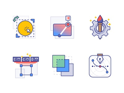 Vectr icons tutorials settings tool vector editor filter selection gradient layer vectr icons