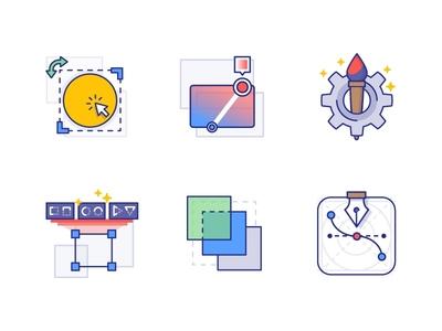 Vectr icons