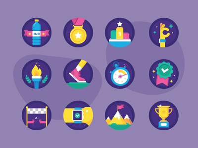 Freebies: Sport Badges