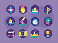 Freebies: Sport Badges