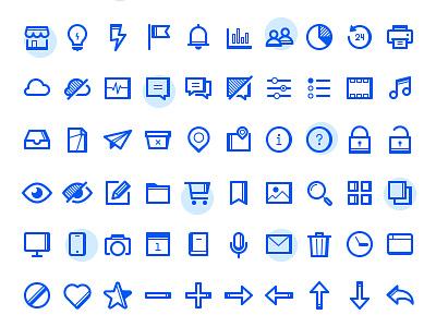 Day1_freebies: UI Essentials seo finance cart calendar printer cam icon freebies free ui essentials icons