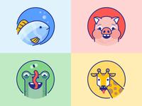 Wonde: Animals for kids