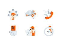 MrTelco: Service Icons