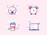 sleep ~ coffee ~ work ~ repeat