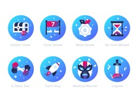 Workout badges_part1