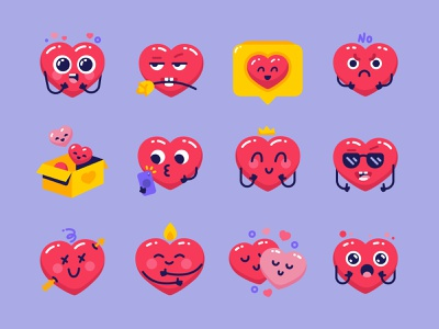 Mr.&Mrs.Valentine stickers valentines valentine day macho couple avatar smiley emoji badge hug like love heart valentine