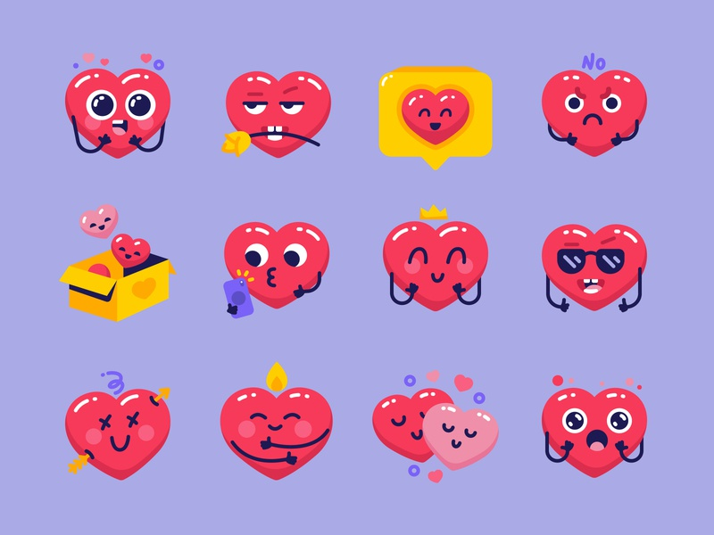 Mr.&Mrs.Valentine stickers valentines valentine day macho couple avatar smiley emoji badge hug like love heart valentine