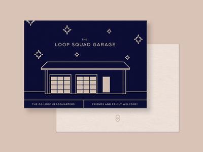 Loop Squad HQ Moving Card