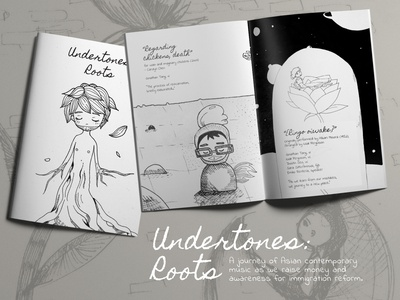 Undertones: Roots, Event Program