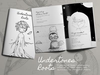 Undertones: Roots, Event Program