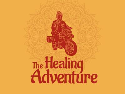 The Healing Adventure Branding
