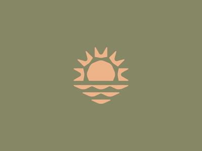 Triangle-y sunrise