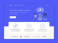 Canny — Homepage