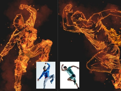 Hell Fire Effect - Photoshop Action photo effects photo effect photo action photoshop effects photoshop effect photoshop photography actions fire action fire effects fire effect fire design effect realistic professional digital photomanipulation manipulation action
