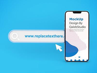 iPhone 13 Website Mockups web ux ui presentation mac laptop display simple clean realistic phone mockup smartphone device mockup abstract phone website iphone 13 pro iphone 13 iphone
