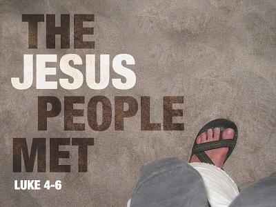 The Jesus People Met series sermon jesus
