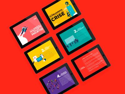 Some e-books I designed back the day 🎨