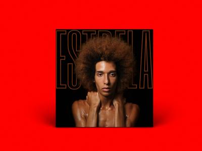 I loved working on the cover for Fellupz's single, Estrela 🌟