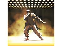 Kanye Glasto