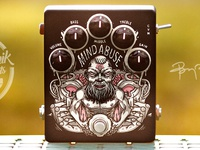 Mind Abuse / High Gain Distortion Pedal-Preamp