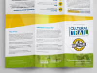 Indianapolis Cultural Trail + Indiana Pacers Bikeshare Map