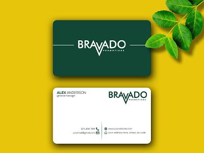 unique business card design outstanding unique logo