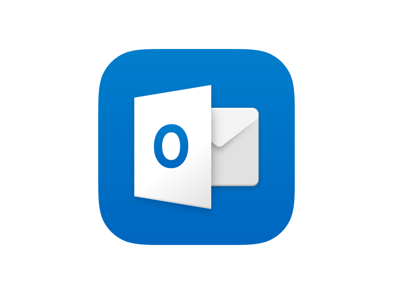Outlook App Icon 🔥 ios app icon outlook