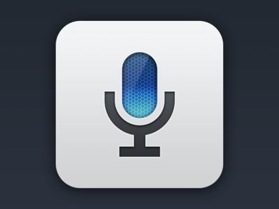 Mic App Icon
