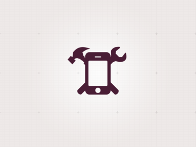 Mobile Builder Icon