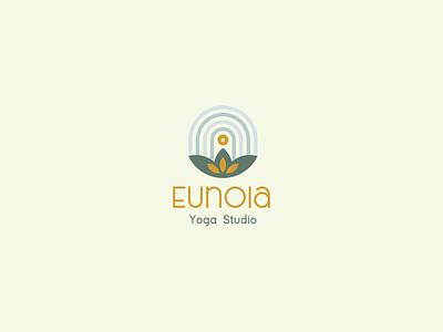 Eunoia Branding logoconcept logobrand logodaily logosai logomaker logotipo logonew logoinspirations logomark brand branding minimalist logo design logo