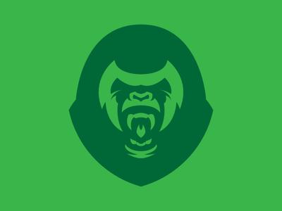 Gorilla sports logo mascot designer design logos illustration mascot logo logo design logo