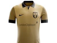 London City FC - Home Kit